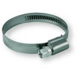 Collars for cooling hose for Renault 4