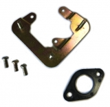 Hardware for mounting the carburetor of Renault R4 4L