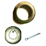 Rear axle hardware for Renault R4 4L