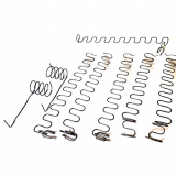 Seat spring for Renault R4 4L