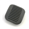 Pedal cover, 100% compliant for Renault R4 4L. Accelerator pedal..