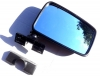 Rearview mirror plastic for Renault R4 4L, Right side.