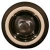 """White sidewalls 13"""" for Renault R4 4L.Set of 4 pieces."""