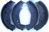 Front brake shoes, for Estafette from 1972 to end. In exchange for your old parts.