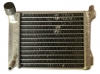 Heating radiator for Renault R4 4L. Aluminium.